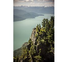 On St.Marks Summit Photographic Print