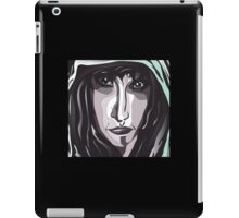 focused serenity iPad Case/Skin