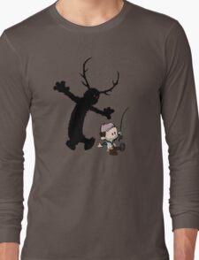 Gone Fishin' Long Sleeve T-Shirt