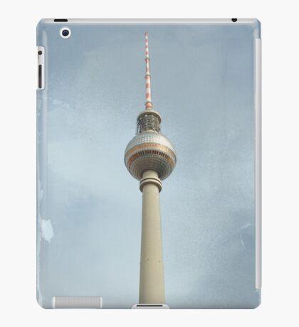 Berlin Tv Tower iPad Case/Skin