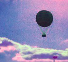 Balloon Trip Sticker