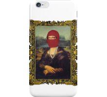 Yeezus Taught Mona Lisa iPhone Case/Skin