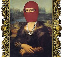 Yeezus Taught Mona Lisa by umble
