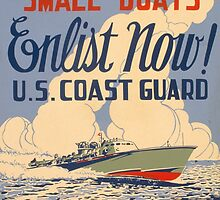 U.S. Coast Guard by Vintagee
