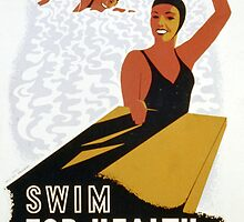 Swim for Health by Vintagee