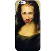 Miranda Sings - Mona Lisa iPhone Case/Skin