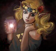 Casual Zelda by K. Ray