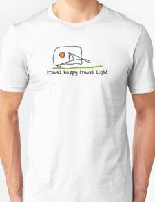 Travel Happy Travel Light T-Shirt