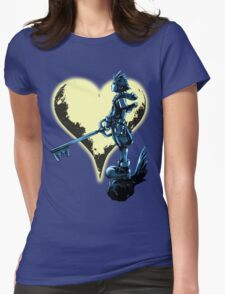 Sora's Kingdom Womens Fitted T-Shirt