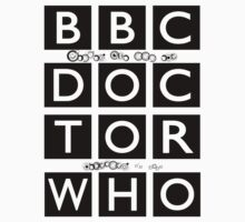 Doctor who BBC by NH-Graphics