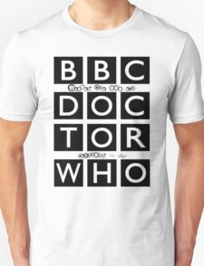 Doctor who BBC T-Shirt
