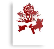 RWBY red rose Metal Print