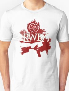 RWBY red rose T-Shirt