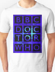 Doctor who BBC Graphic T-Shirt