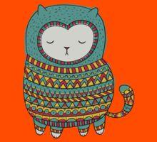 cozy cat Kids Clothes
