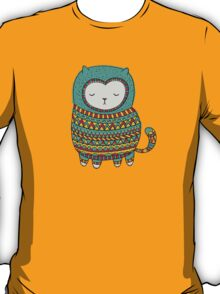 cozy cat T-Shirt
