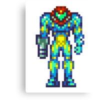 Metroid Fusion Canvas Print