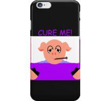 Cure Me iPhone Case/Skin