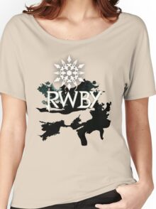 RWBY white snow Women's Relaxed Fit T-Shirt