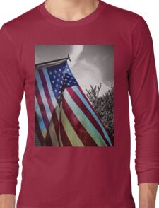 Home of the Free Long Sleeve T-Shirt