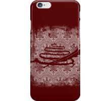 Smaug Distressed iPhone Case/Skin