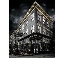 The White Horse Tavern Photographic Print