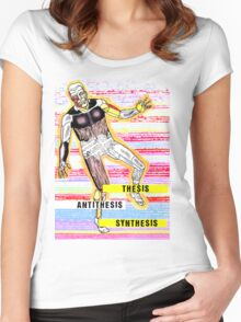 Entropy Women's Fitted Scoop T-Shirt