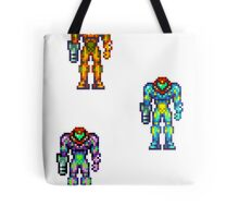 Metroid Fusion Tote Bag