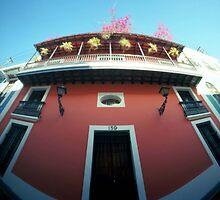 Old San Juan 4, Puerto Rico by HagstarStudios