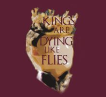 kings are dying like flies - game of thrones - tyrion - joffrey by FandomizedRose