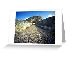 Castillo San Felipe del Morro 2, Puerto Rico Greeting Card