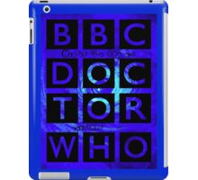 Doctor who BBC Graphic iPad Case/Skin