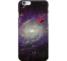 You Are Here iPhone Case/Skin