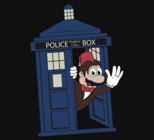Doctor Mari-Who by Devon Crull