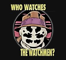 roshach from the watchmen Unisex T-Shirt
