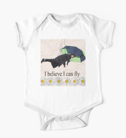 Benedict Cumberbatch is flying through the air! One Piece - Short Sleeve