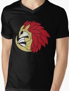 Spiny Ouroboros (Shiny Coloration) Mens V-Neck T-Shirt