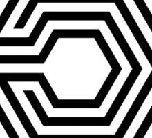 EXO - Overdose (Black) Sticker