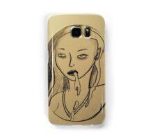 Vomitgirl Samsung Galaxy Case/Skin