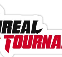 Unreal Tournament Sticker