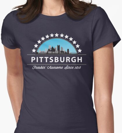 Pittsburgh Pennsylvania Freaking Awesome Since 1816 T-Shirt