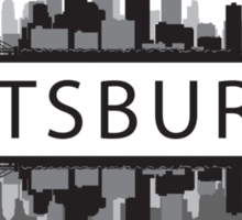Pittsburgh Pennsylvania Sticker