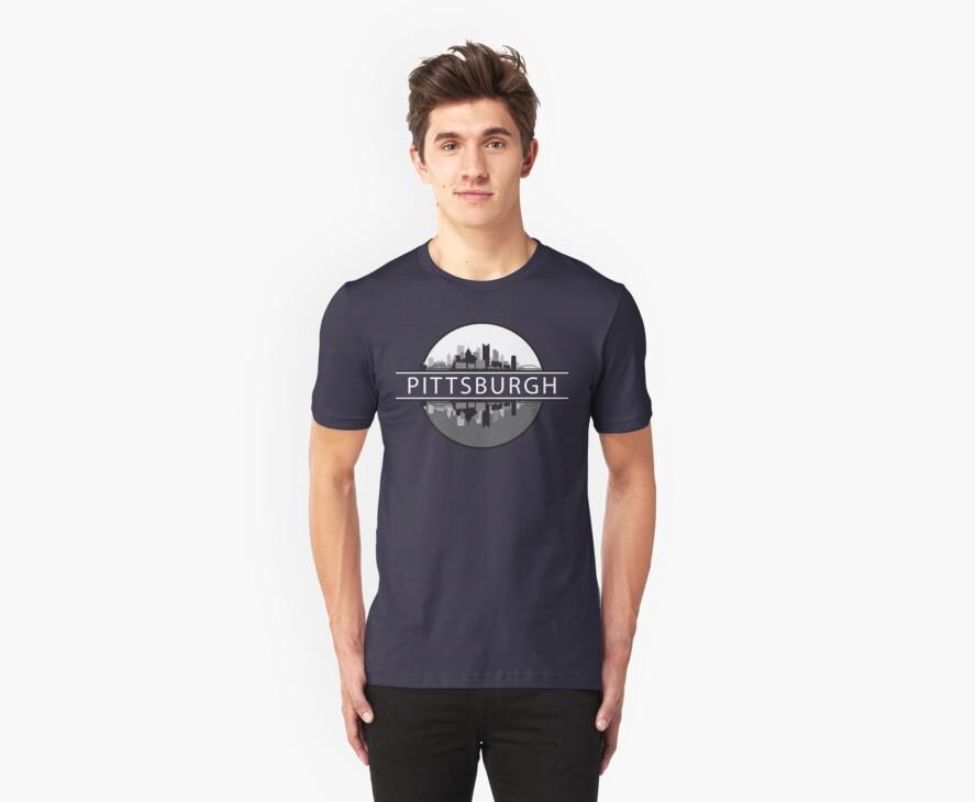 Pittsburgh Pennsylvania by FamilyT-Shirts
