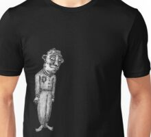 Tall Interesting Man Unisex T-Shirt