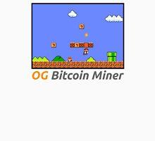Og bitcoin miner Unisex T-Shirt