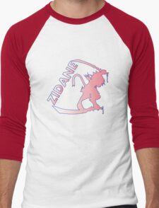 Trance Zidane Men's Baseball ¾ T-Shirt