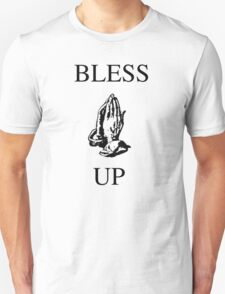 DJ Khaled - BLESS UP T-Shirt