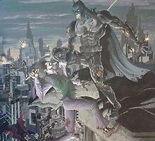 Future of Batman by tofnewrealm