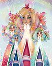 Rainbow Fairies by © Karin Taylor
