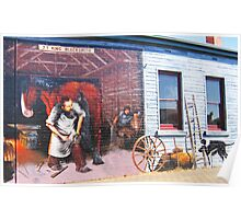 Wall Mural 3 Poster